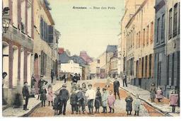 Avesnes Rue Des Frés - Avesnes Sur Helpe
