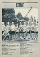 CYCLISME : PHOTO, TOUR DE FRANCE 1981, L'EQUIPE KELME, BELDA, FERNANDEZ, MUNOZ, ALBELDA, GARCIA, GUZMAN, MURGA... - Cycling