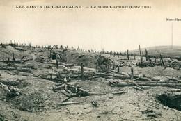 51 - Monts De Champagne :  Mont Cornillet - Cote 208 - Francia