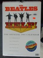 The Beatles Help! 30 Th - Calendrier De 12 Mois Pour 1995 Par  Danilo - Unclassified