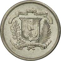 Monnaie, Dominican Republic, 10 Centavos, 1978, TTB, Copper-nickel, KM:50 - Dominicaine