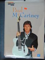 Paul McCartney - Calendrier De 12 Mois Pour 1995 Par  Oliver Books - Unclassified