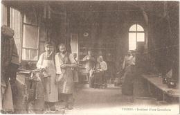 Dépt 63 - THIERS - Intérieur D'une Coutellerie - Imp.- Lib. H. Chaussière, Thiers - Thiers