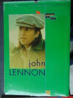 John Lennon- Calendrier De 12 Mois Pour 1995 Par  Oliver Books - Unclassified