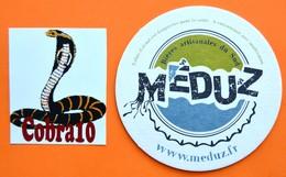 N°585 -  LES NOUVEAUTES  LOT 209 - Beer Mats