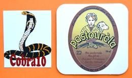 N°586 -  LES NOUVEAUTES  LOT 209 - Beer Mats