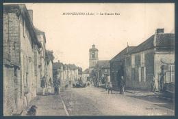 10 MORVILLIERS Aube La Grande Rue - France