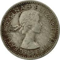 Monnaie, Grande-Bretagne, Elizabeth II, 6 Pence, 1964, TB, Copper-nickel, KM:903 - 1902-1971 : Monnaies Post-Victoriennes