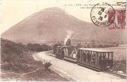 Dépt 63 - Le Train Du PUY De DÔME Aux Quatre Routes - (tramway) - G. D'O N° 589 - France