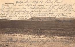 Kanonenberg  S.B. Army Batl. 172 1 Kompanie  Feldpostkarte  26/02/1917  X 4325 - Allemagne