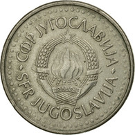 Monnaie, Yougoslavie, 10 Dinara, 1983, TB+, Copper-nickel, KM:89 - Yougoslavie