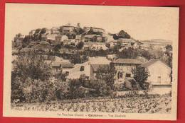 AA592 84 CAIRANNE  VUE GENERALE - France
