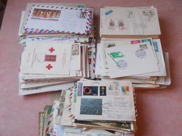 Lot N° 254  MONDE Une Archive De Plus De 500 Lettres / No Paypal - Briefmarken