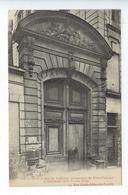 CPA Paris Collection Vieux Paris Hôtel D'Isaac De Laffemas Rue Saint Julien Le Pauvre - Arrondissement: 05