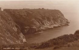 Brixham UK, Berry Head Seaside Cliffs Judges Photo #9098 C1910s Vintage Postcard - England