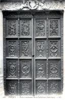 Fréjus (Var) Porte De La Cathédrale - Frejus