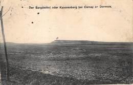 Kanonenberg Der Sargdeckel Oder Kanonenberg Bei Cernay En Dormois  21 Resereve Division Feldpostkarte 16/01/1916  X 4326 - Allemagne