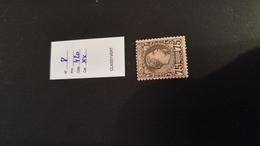 Anciens Timbres De Monaco - Postzegels