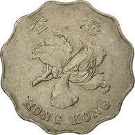 Monnaie, Hong Kong, Elizabeth II, 2 Dollars, 1998, TB+, Copper-nickel, KM:64 - Hongkong