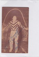 KEY FARELLI CIRCA 1940 AUTOGRAPH ORIGINAL SIZE 12x7cm- BLEUP - Autographes