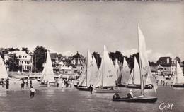 44. LA BAULE. LES RÉGATES . ANNEE 1958 - La Baule-Escoublac