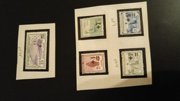 Anciens Timbres Dfrançais A Grosse Cote - Collections (en Albums)