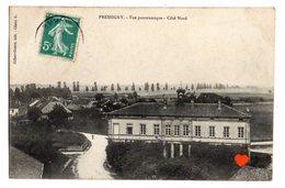 00166-LE-52-PRESSIGNY-Vue Panoramique-Côté Nord - France