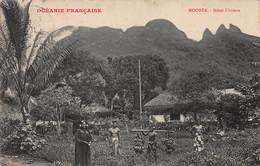 CPA OCEANIE FRANCAISE - MOOREA - Hôtel Urufara - Polynésie Française