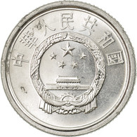 Monnaie, CHINA, PEOPLE'S REPUBLIC, Fen, 2006, TB+, Aluminium, KM:1 - Chine