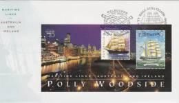 Australia 1999 Australia-Ireland Joint Issue - FDC