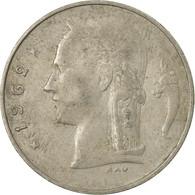 Monnaie, Belgique, Franc, 1962, TB, Copper-nickel, KM:143.1 - 1951-1993: Baudouin I