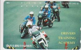 POLICE - JAPAN-005 - MOTORBIKE - Japan