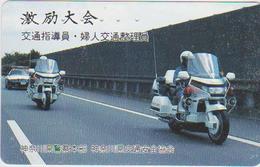 POLICE - JAPAN-008 - MOTORBIKE - Japan