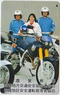 POLICE - JAPAN-009 - MOTORBIKE - Japan