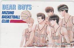BASKETBALL - JAPAN-001 - MANGA - CARTOON - Japan