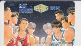 BASKETBALL - JAPAN-002 - MANGA - CARTOON - Japan