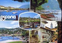 Ascona - Lago Maggiore - Formato Grande Viaggiata Mancante Di Affrancatura – E 8 - Cartoline