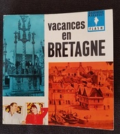 LIVRET TOURISTIQUE - VACANCES EN BRETAGNE - Edition Marabout Flash - Tourism