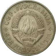 Monnaie, Yougoslavie, 5 Dinara, 1981, TB, Copper-Nickel-Zinc, KM:58 - Yougoslavie