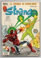 Strange N°216 La Division Alpha - L'araignée - Iron-Man - Les Vengeurs - Les Micro-robots - Les Mayas, Azteques Et Incas - Strange