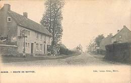 Herve - Route De Battice (animée, Peu Vue 1910) - Herve