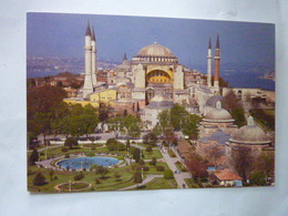 ISTANBUL - Ayasofya - Musée De St Sophie - Turkey