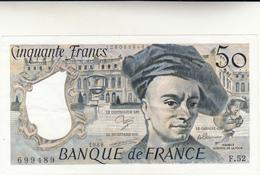 50 Francs, Banconota Banque De France Ottima Conservazione Anno 1988 - 1962-1997 ''Francs''
