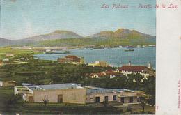 CPA Las Palmas - Puerto De La Luz - La Palma