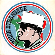 Autocollant Légion Etrangère - Autres
