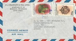 Nicaragua 1966 Managua Maya Artifacts Talamanca Pendant Pottery Cover - Nicaragua