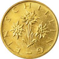 Monnaie, Autriche, Schilling, 1989, SUP, Aluminum-Bronze, KM:2886 - Austria