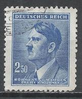Bohemia & Moravia 1942. Scott #74 (U) Adolf Hitler * - Bohême & Moravie