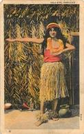 HONOLULU  HULA GIRL - Honolulu