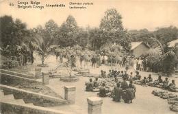 LEOPOLDVILLE CHAMEAUX PORTEURS - Kinshasa - Léopoldville